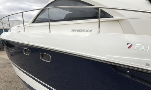 Image of Fairline Targa 44 Gran Turismo for sale in United Kingdom for £219,950 Boats.co., United Kingdom