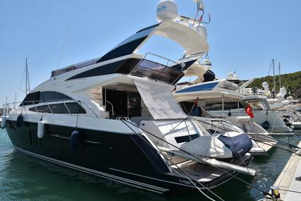 Princess 64 for sale in Turkey for €1,050,000 (£940,506)