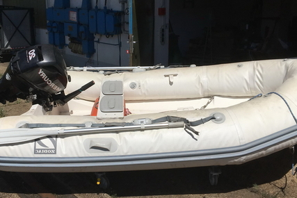 Zodiac YL 340 R for sale in Germany for €2,000 (£1,790)