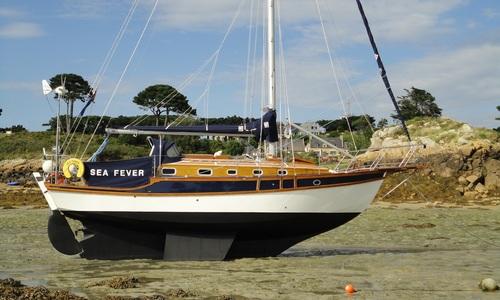 Image of Golden Hind Golden Hind 31 Cutter for sale in France for £69,500 Brittany, France