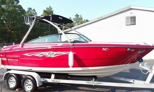 Image of Monterey 214SS for sale in United States of America for $37,900 (£29,389) West End, North Carolina, United States of America