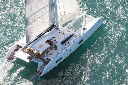 Outremer 5X for sale in France for €1,249,000 (£1,118,755)