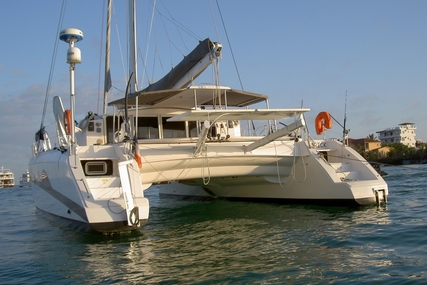 Outremer 49 for sale in France for €519,000 (£464,550)