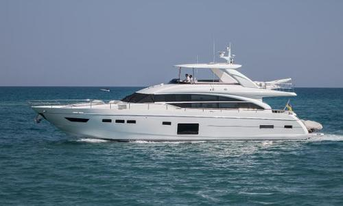 Image of Princess 82 for sale in Italy for £2,990,000 San Remo, Italy