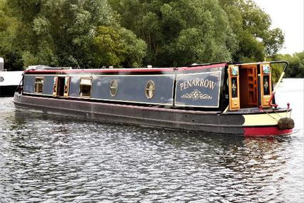 "Kingsground Narrowboat Trad Stern 57'06"" for sale in United Kingdom for £89,950"