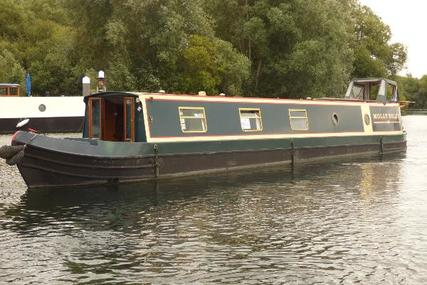 Narrowboat Jonathan Wilson-Mike Christian for sale in United Kingdom for £49,995