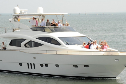 EVO Marine Deauville 76 for sale in Germany for €1,399,000 (£1,255,609)