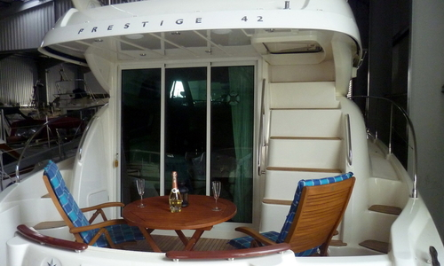 Image of Jeanneau 42 Prestige for sale in Germany for €249,000 (£223,479) Ostsee , Germany