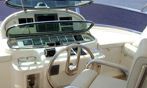 Image of Elegance Yachts 64 Garage Stabi's for sale in Russia for €650,000 (£583,378) Ostsee , Russia