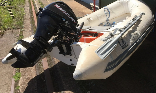Image of Zodiac YL 340 R for sale in Germany for €2,000 (£1,796) Germany