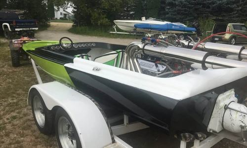 Image of Eliminator 18 for sale in United States of America for $22,500 (£16,388) Hortonville, Wisconsin, United States of America