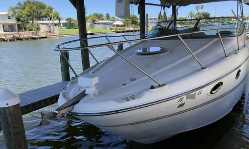 Image of Maxum 2700 SCR for sale in United States of America for $18,500 (£14,931) Satellite Beach, Florida, United States of America