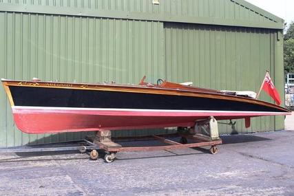 Andrews 25ft Slipper Stern Launch for sale in United Kingdom for £24,500