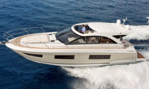 Image of Jeanneau Leader 46 for sale in France for €469,500 (£412,081) France