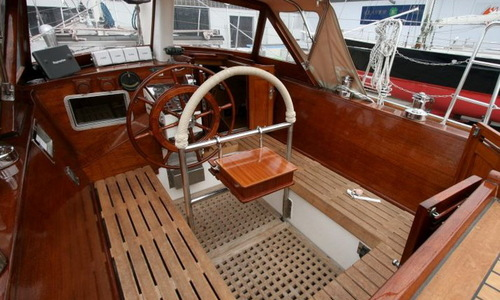 Image of Fassmer Glacer 56 3-Master for sale in Germany for €195,000 (£175,097) Germany