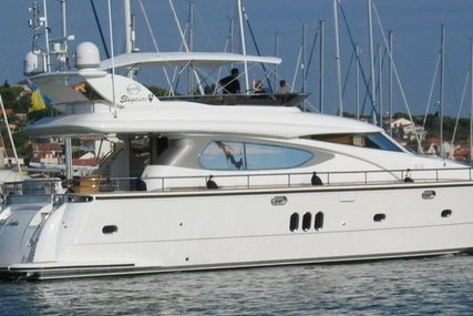 Elegance Yachts 64 Garage Stabi's for sale in Croatia for €795,000 (£713,516)