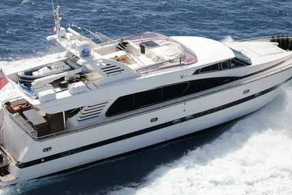 Elegance Yachts 76 for sale in Croatia for €575,000 (£516,065)