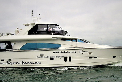 Elegance Yachts 72 for sale in Italy for €875,000 (£785,317)