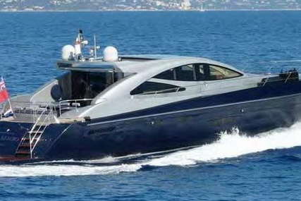 Royal Denship 82 Open for sale in Italy for €990,000 (£888,530)