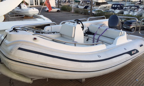 Image of Nautilus 12 DLX for sale in Spain for €4,950 (£4,443) Mittelmeer Mallorca, Mittelmeer Mallorca, Spain