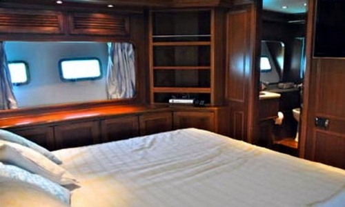 Image of Terranova Navetta 20 for sale in Italy for €950,000 (£852,630) Mittelmeer , Italy