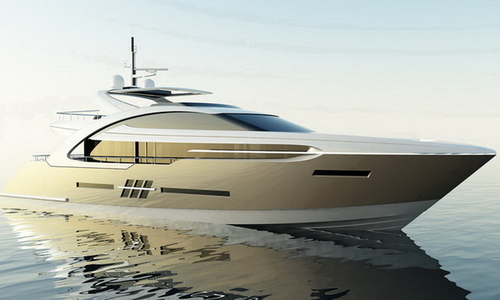 Image of Elegance Yachts 110 for sale in Germany for €8,995,000 (£8,046,049) Germany