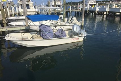 Boston Whaler 17 Montauk for sale in United States of America for $15,950 (£12,293)