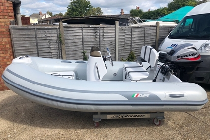 AB Ribs Alumina 9.5 ALX - Mariner 20hp for sale in United Kingdom for £7,995
