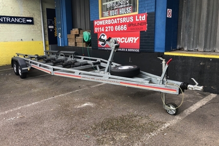 SBS TRAILERS 2600B 4Wheel trailer for sale in United Kingdom for £2,595