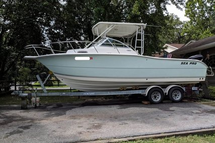 Sea Pro 238 WA for sale in United States of America for $72,300 (£54,597)