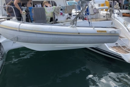 Nautitech 442 for sale in Greece for €275,000 (£244,601)