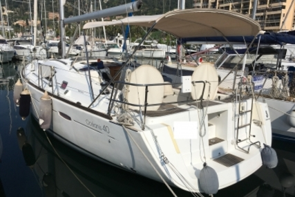 Beneteau Oceanis 40 for sale in France for €100,000 (£88,117)