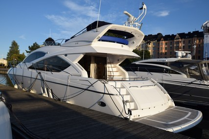 Sunseeker Manhattan 60 for sale in Finland for €695,000 (£608,939)
