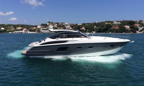 Image of Princess V39 for sale in Spain for £370,000 Menorca, Spain