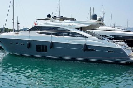 Princess V 72 for sale in Greece for €1,450,000 (£1,294,458)