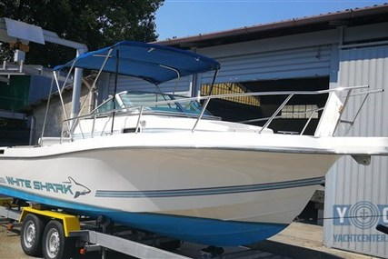 Kelt S.A White Shark 237 for sale in Italy for €20,000 (£17,784)