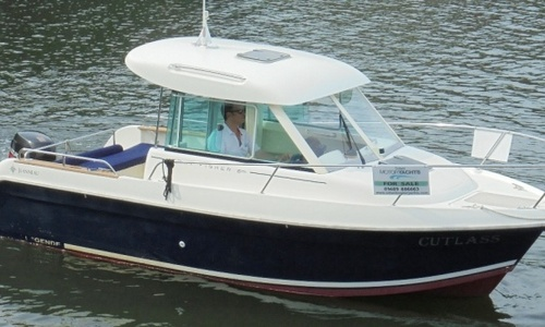 Image of Jeanneau Merry Fisher 625 Legende for sale in United Kingdom for £18,450 Hamble River Boat Yard, United Kingdom