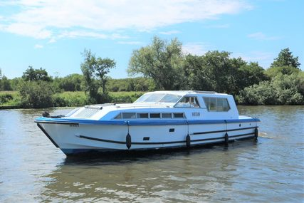 Aquafibre 37 Sedan for sale in United Kingdom for £29,950