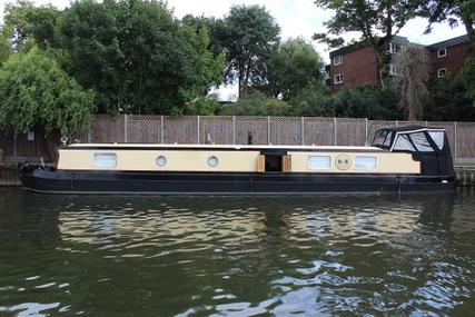 Elton Moss 60' x 10' Widebeam for sale in United Kingdom for £99,000