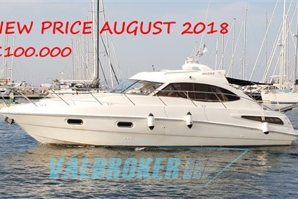 Sealine SC 39 for sale in Italy for €100,000 (£88,868)