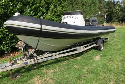 Ribtec 7.2 for sale in United Kingdom for £18,995