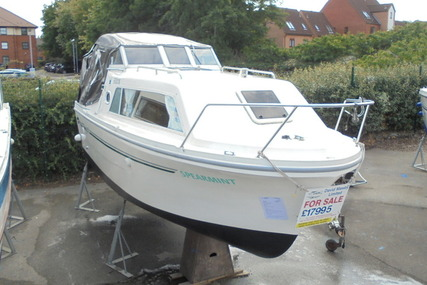 Viking Yachts 20 Wide Beam 'Spearmint' for sale in United Kingdom for £17,995