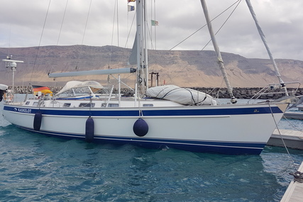 Hallberg-Rassy 48 for sale in Spain for €448,000 (£410,125)
