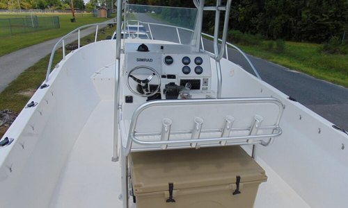 Image of Angler 274 Center Console for sale in United States of America for $48,900 (£35,070) High Springs, Florida, United States of America