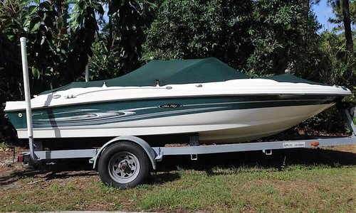 Image of Sea Ray 180 Sport for sale in United States of America for $10,500 (£7,435) Englewood, Florida, United States of America