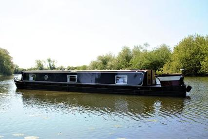 Narrowboat Aqualine Madison60Cruiserstern for sale in United Kingdom for £134,950
