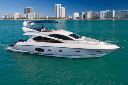 Sunseeker Manhattan 60 for sale in United States of America for $989,000 (£751,314)