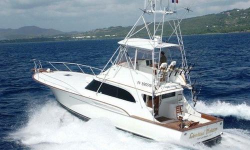 Image of Buddy Davis 47 Sportfish for sale in Martinique for $320,000 (£257,074) Unknown,, Martinique