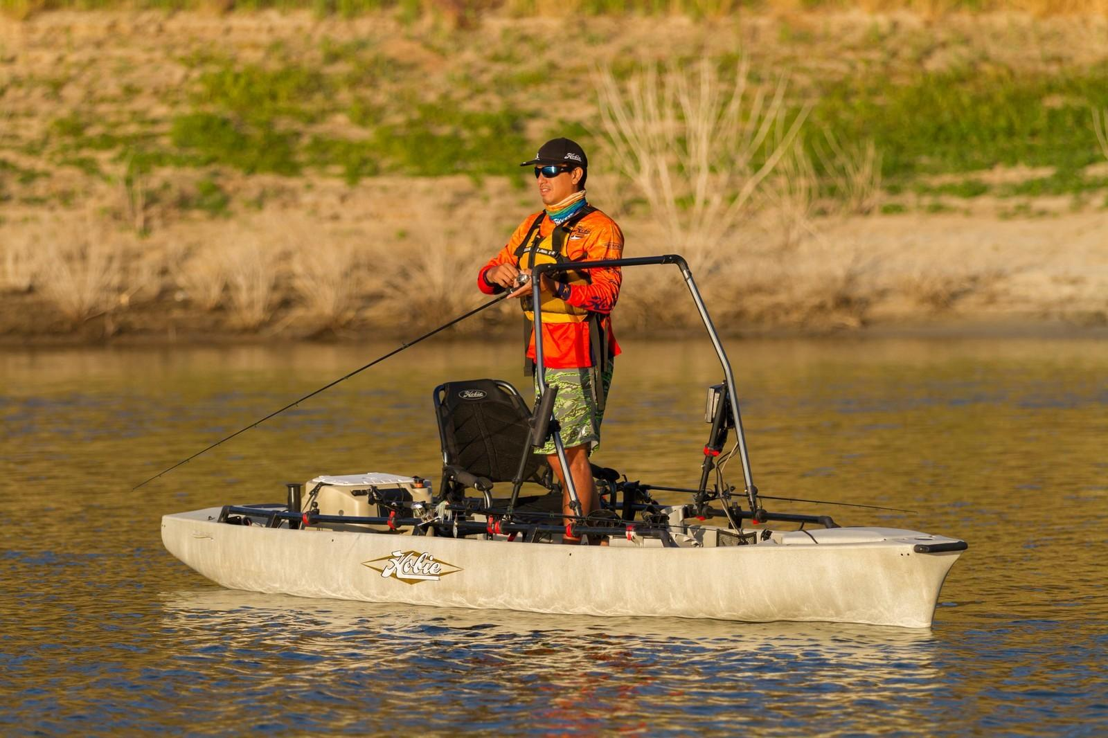 Hobie Mirage Pro Angler 17 for sale in United States of America for