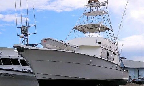 Image of Hatteras 52 Convertible for sale in United States of America for $150,000 (£123,457) Anchor Pt, Alaska, United States of America
